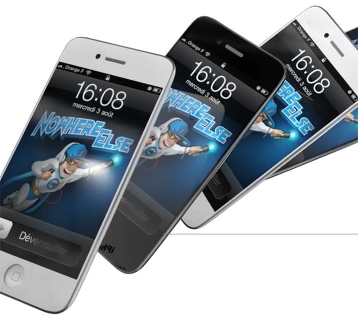 VIDÉOGRAPHIE iPHONE 4S